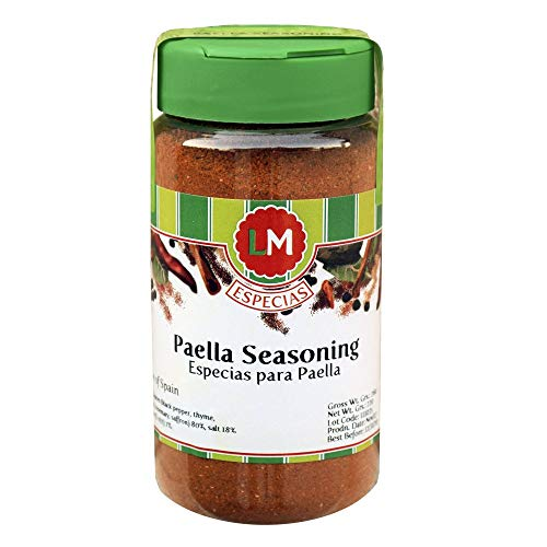 Gewürze für Paella 220 g - LM Paella Spices and seasonings from Spain
