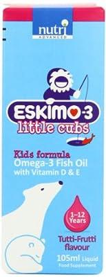 Eskimo Kids Tutti Fruity 105ml by Eskimo