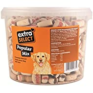 Extra Select Popular Mix Dog Treat Biscuits, 3 Litre