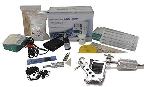 #INKgrafiX®TATTOO SET 10Wrap Maschine IG-27 – KOMPLETTSET InkgrafiX® Deutschland!#