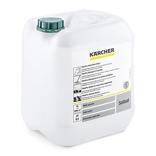 Kärcher FloorPro Unterhaltsreiniger Solisal, 10 Liter