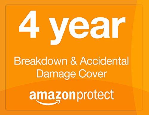 Amazon Protect 4 year Breakdown ...