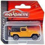 Majorette Street Cars - 224A Jeep Wrangl...
