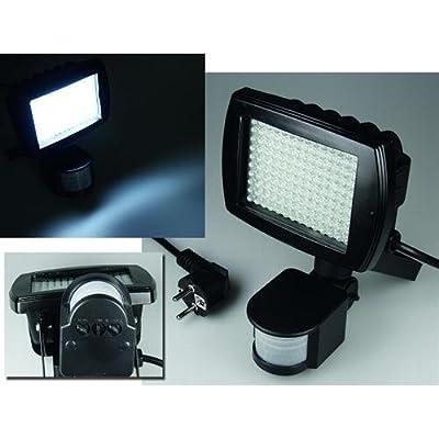 LED-Außenstrahler mit Bewegungsmelder von Chilitec bei Lampenhans.de