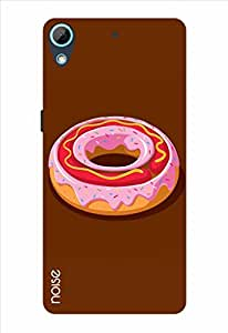 Noise Donut Alone Printed Cover for HTC Desire 626G Plus