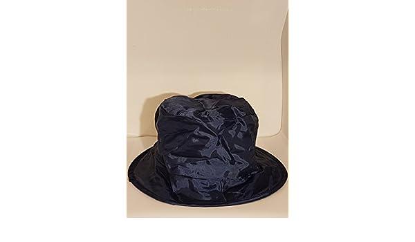 9a421059139 legami Foldable rain hat (Blue)  Amazon.co.uk  Clothing