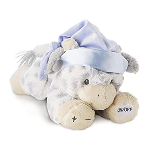 Nat and Jules Soothing Sounds Miggy Cow Plush Toy