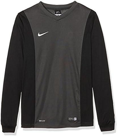Nike t-shirt à manches courtes pour homme park derby yth veste en jersey XL Multicolore - Anthracite/noir/blanc