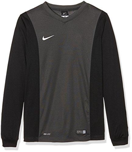 Nike t-shirt à manches courtes pour homme park derby yth veste en jersey Multicolore - Anthracite/noir/blanc