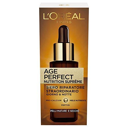 L'Oréal Paris Age Perfect Nutrition Supreme Siero Riparatore Straordinario, 30 ml