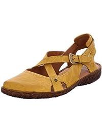 bb2712f0b048 Amazon.co.uk  Yellow - Sandals   Women s Shoes  Shoes   Bags