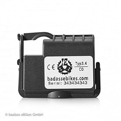 badass Erwachsene badassBox Typ3.4 Conti Tuningset, schwarz One Size