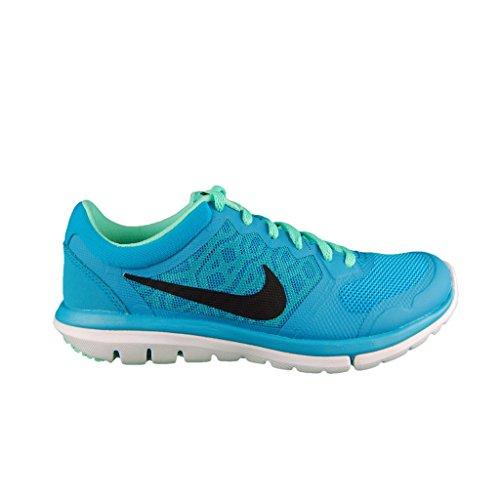 Nike MD Runner 2, Baskets Mode Femme bleu clair