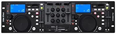 Pyle-Pro DJ Mixer for USB and SD