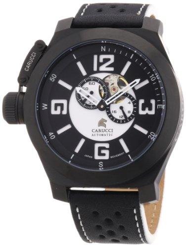 Carucci Watches CA2175BK-BK -  Orologio Uomo