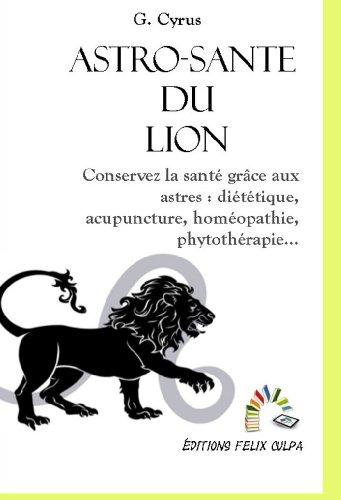 Astro-santé Lion