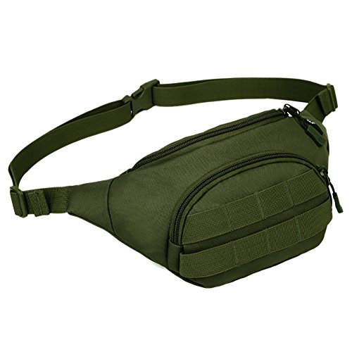 Reefa Multifunktions Chest Pack Tasche Grün