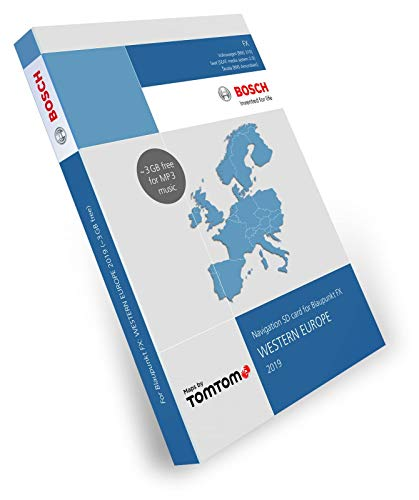 Blaupunkt Tele Atlas Tomtom Europa Paket FX 2019 - SD-Karte 8 GB