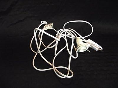 Kabel weiß 4m mit Schalter und Fassung E14 von Unbekannt auf Lampenhans.de