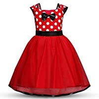3810f543edad Buy Girls Dresses online at Best Prices in UAE | Amazon.ae