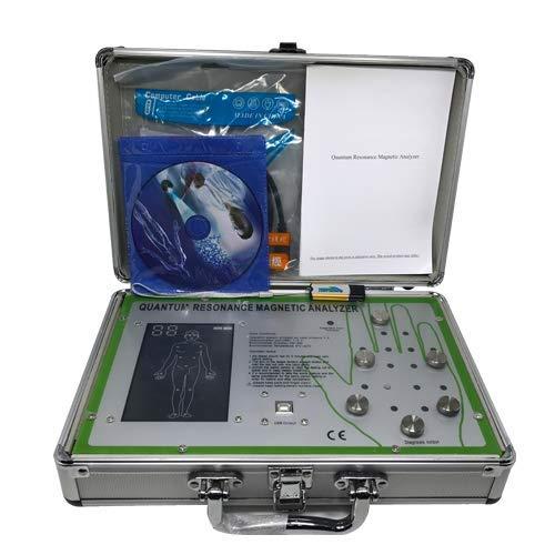 esonance Magnetic Therapy Body Analyzer 4. Generation 47 Berichte mit Massagen Vergleichsfunktion Neueste Software für Englisch & Spanisch & Deutschland ()