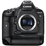 Canon EOS-1D X Mark II DSLR Camera (Body Only) - 20.2MP Full-Frame CMOS Sensor