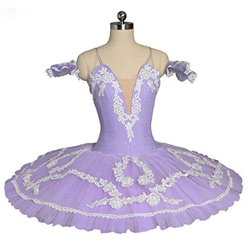 FENGHUAXUEYUE Erweiterte benutzerdefinierte Ballett Rock professionelle Rock 7 Schicht Hard Net Erwachsene Kinder Tanz Performance Kleidung - Benutzerdefinierte Kinder Tanz Kostüm