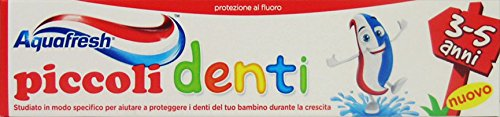 12-x-aquafresh-dentifricio-piccoli-denti-al-fluoro-3-5-anni-50-ml