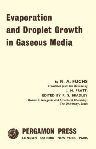 Evaporation and Droplet Growth in Gaseous Media