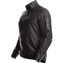GORE BIKE WEAR Chaqueta para ciclismo, Hombre, Impermeable, ONE 1985 GORE-TEX SHAKEDRY Jacket, Talla S, Negro, JGGIFO990003