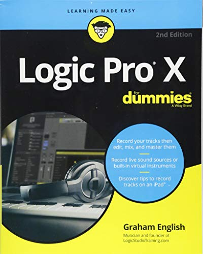 Logic Pro X For Dummies por Graham English