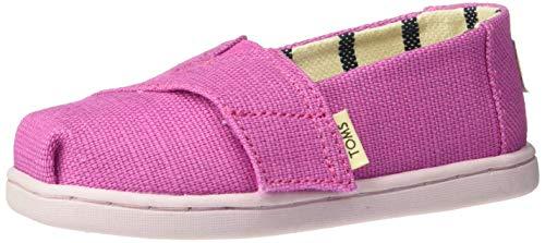TOMS Unisex-Kinder Tiny Alpargata Espadrilles, Violett (Rose Violet 000), 26 EU