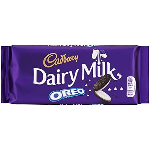Cadbury Dairy Milk Oreo 120 g (Pack of