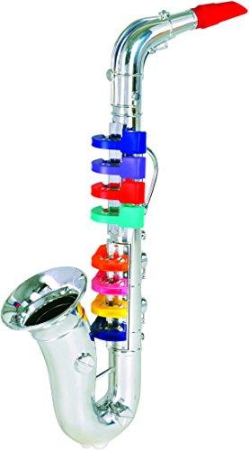 Bontempi–324331–Musikinstrument–Saxophon–8Noten