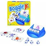 Boggle Jr. Your Preschooler's First Boggle Game (1998) by Hasbro