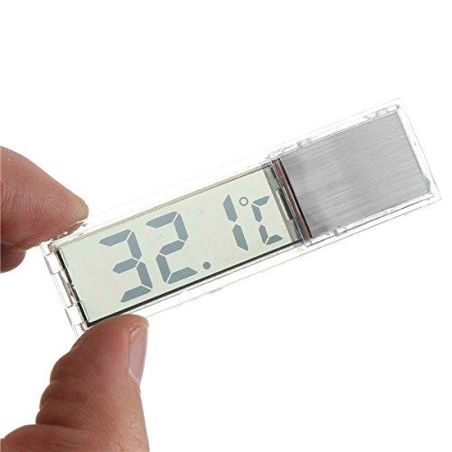 Cococina 3d Digital electrónico Acuario Tanque termómetro