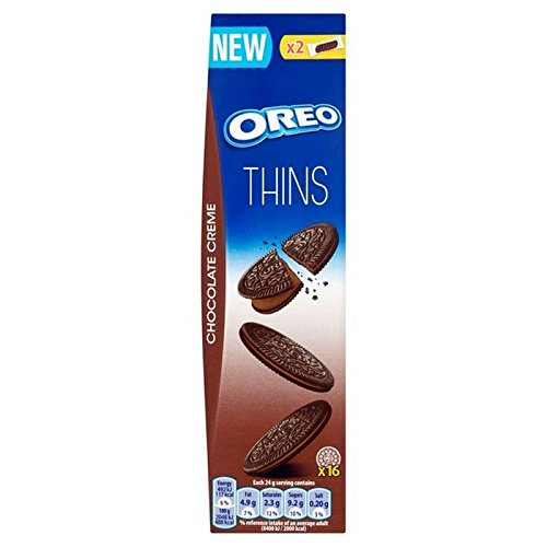 Oreo Schokoladencreme Dünnt 96G (Packung mit 6)