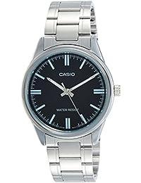 Casio Enticer Analog Black Dial Men's Watch - MTP-V005D-1AUDF (A1250)