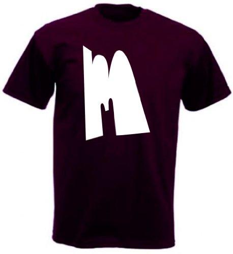 MAKZ - T-shirt de sport - Femme Bordeaux