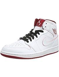 free shipping 08168 4ac43 Nike Herren Air Jordan 1 Mid Fitnessschuhe