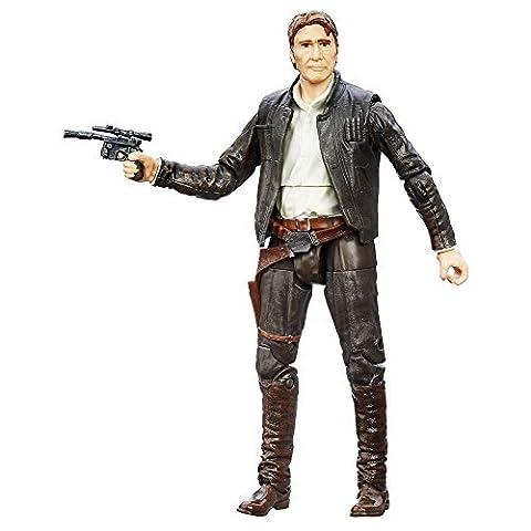 Star Wars La Force Awakens Série Noire HAN SOLO 6 pouce jouet figurine d'action