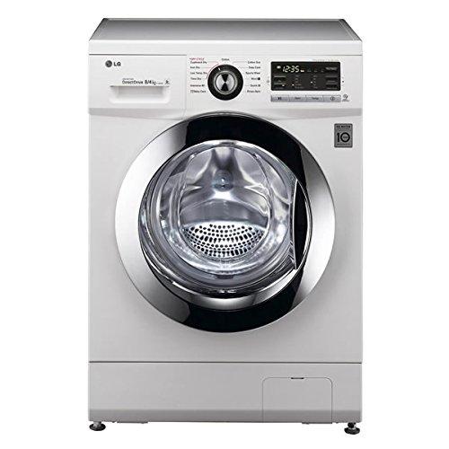 LG F1489ADW 8kg Wash 4kg Dry Freestanding Washer Dryer White