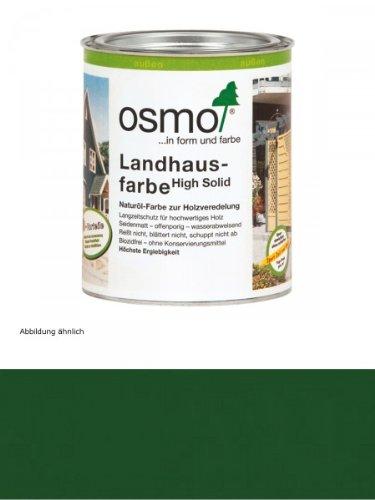 Osmo Landhausfarbe 2404 Tannengru?n 0,75 Liter