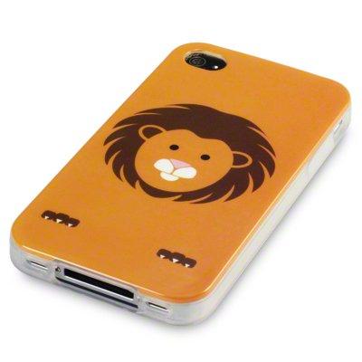 Coque en Gel Apple iPhone 4 par Call Candy - Image