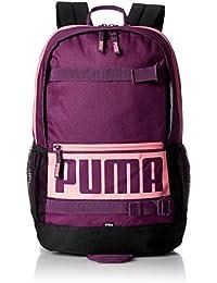 Puma 24 Ltrs Dark Purple Laptop Backpack (7470605)