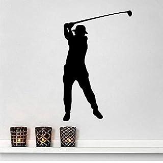 Sweety Golf Sport caratteri creativi adesivi Multiple
