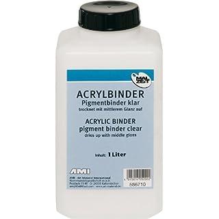 Acrylbinder