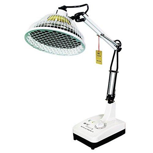 SM&Y Tischplatten-TDP-Lampen-Therapie-Mineralplatten-Hitze-Licht Für Arthritis-Schmerzlinderungs-Behandlung Abnehmbarer Kopf 220W (Tischplatte Lampen)