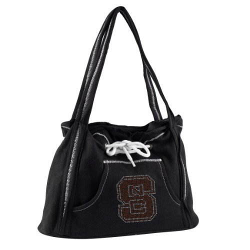 ncaa-north-carolina-state-wolfpack-sport-noir-hoodie-purse-black-by-littlearth