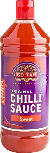 Go-Tan Chilli Saus - Sweet - 1 liter